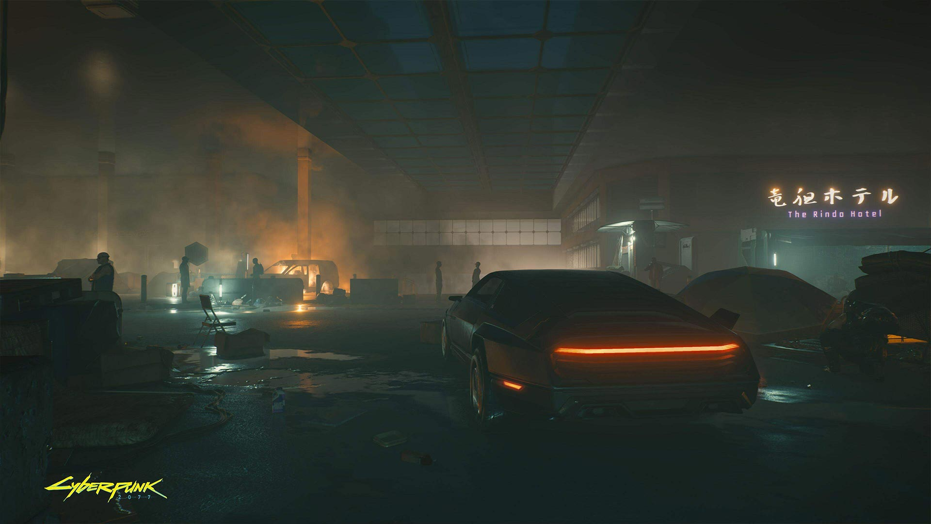 《賽博朋克2077》宣布4月爽約 跳票至9月17日發售