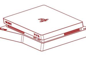 PS5就長這樣?國外網友爆料索尼PS5新造型專利設計