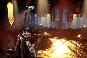 PS5《GodFall》超長實機視頻泄露 畫面瑰麗戰斗超燃!