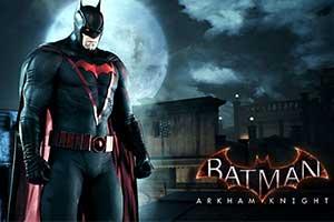 《蝙蝠侠:阿甘骑士》时隔5年推出新皮肤dlc 免费领取