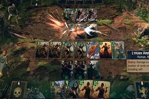 《巫师之昆特牌:王权的陨落 》发售 随时随地来一局!