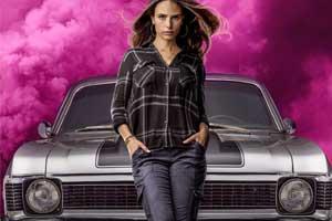 《速度與激情9》角色海報公開 猛男美女香車應有盡有
