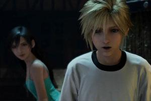 《最终幻想7:重制版》最新主题曲预告 女装克劳德登场