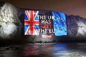 英國正式脫歐!結束其47年歐盟同盟國成員身份