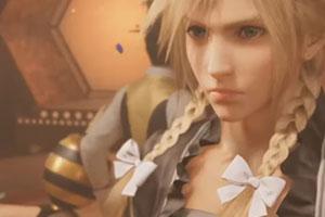 《最终幻想7:重制版》新预告PS4与PS1版画面对比