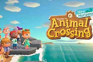 《动物之森:新地平线》角色艺术图公开 足足250张!