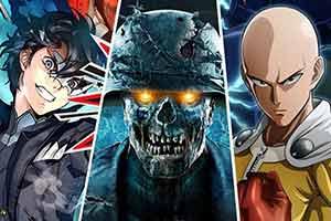 二月新游大盘点 《一拳超人》《鬼泣》《P5S》任你选