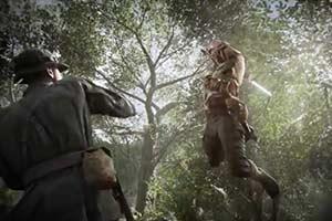 《战地5》公布新精英角色
