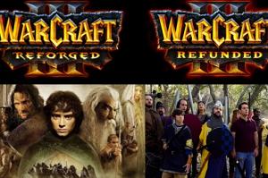为了让魔兽争霸3重置版成为倒数第一,玩家们决定...