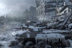 《地铁离去》暂时不登陆gog商城 Steam版仍含D加密