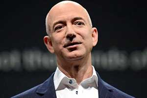 亚马逊CEO贝索斯一周套现35亿美元 那他还有多少亿?