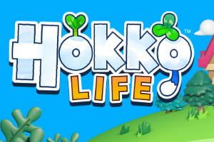 卡通风格模拟经营类游戏《Hokko Life》专题站上线