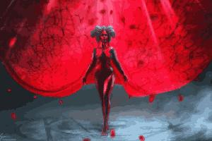 《暗黑4》莉莉丝超赞COS:逆天后期曼妙身材完美还原