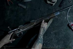 《美国末日2》枪械自定义演示 改造步骤、细节尽展!
