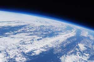 小米10 Pro 1亿像素拍地球!非洲大陆石坑都清晰可见