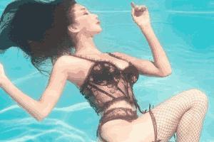 男人想恋爱 女人想重来!韩国超强曲线吴彩源美图集