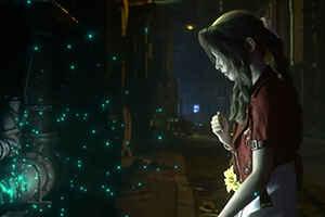 《最终幻想7:重制版》开场动画发布 米德加城震撼亮相