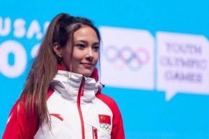 16歲美少女再奪冠!谷愛凌入中國籍后首個世界杯冠軍