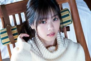 天冷了就加件毛衣 美少女 西野七濑 最新毛衣美照赏