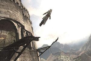 育碧《刺客信条》系列 历代最高点信仰之跃 进化史!