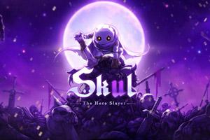 像素风Roguelite动作游戏《Skul:英雄杀手》专题上线