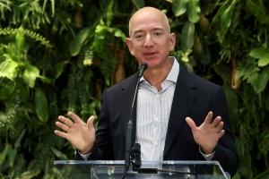 亞馬遜CEO貝索斯捐出100億美元!用以應對氣候變化