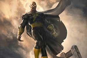 巨石強森曬《黑亞當》健身照 DC的力量體系要變天了