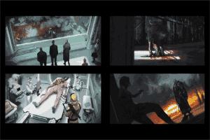 《生化危机3》公布全新概念原画:复仇女神的诞生!