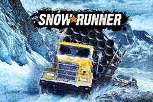 硬核越野续作《雪地奔驰》公布 雪地、冻湖带来全新体验