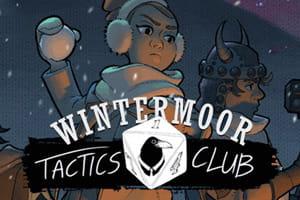 策略RPG与视觉小说结合游戏《冬沼战术俱乐部》专题上线