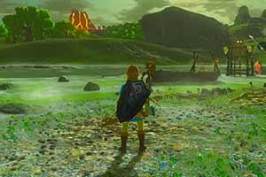 完美!新版WiiU模拟器《塞尔达:荒野之息》试玩影像