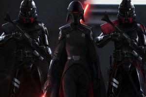 《星战 绝地:陨落的武士团》绝美概念设定图欣赏
