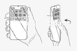 iPhone抄袭小米!美专利局曝其最新「环绕屏」专利