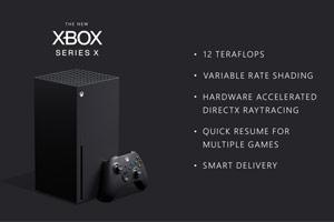 Xbox Series X最新情报公布:有史以来最强的处理器