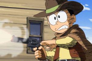 为什么大雄也能上榜?动漫史上最酷的枪手角色TOP10