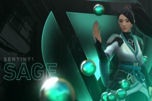爆料:拳头FPS新作免费!首位英雄Sage形象曝光