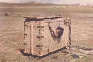 通奸罪女子竟遭受如此刑罚!22张珍贵罕见的历史照片