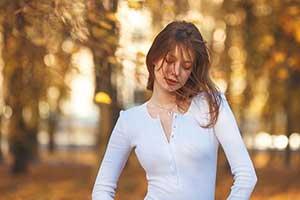 充满仙气的人间极品!梦幻系混血美女Anastasia美照