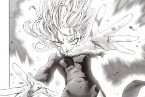 《一拳超人》第171话:琦玉老师怒了!龙卷绝地反击