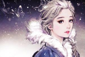 新画风超美!画师Wooh Nayoung绘制韩服迪士尼公主