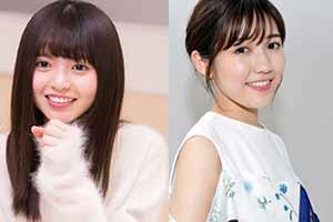 你爱哪位小姐姐?日网评选坂道AKB偶像全明星16强