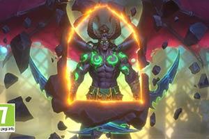 《炉石传说》新版本公布:加入首个新职业伊利丹!