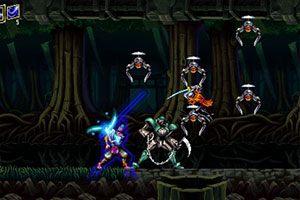 忍龙精神续作《Bushiden》跳票 最新实机战斗演示发布