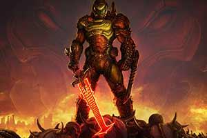 《毁灭战士:永恒》Steam玩家人数峰值接近10.5万!