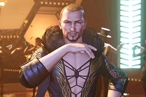 《最终幻想7:重制版》全新角色情报介绍  全新设计