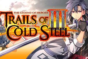 《英雄传说:闪之轨迹3》Steam正版分流下载发布!