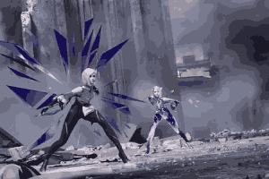 《王者荣耀》新版本动画先导片:镜迎战神秘强敌!