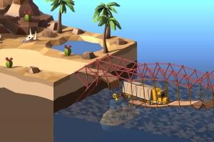 《桥梁建造师2》上架Steam 今年5月发布自带中文