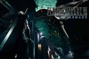 SE称《最终幻想7:重制版》实体版发货将不受到影响