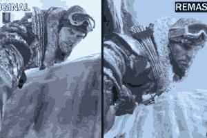 《COD现代战争2》战役重制版vs原版:跨世代的建模!